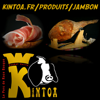 Jambon du Kintoa, la qualité du porc basque, partenaire du Raid Nature Multisports 100% féminin Cap Women Just For Girls