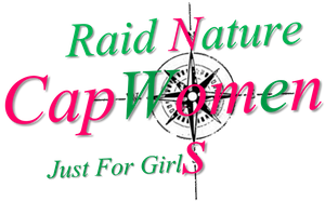 logo Raid Nature Cap Women